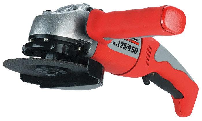 УШМ Einhell E-WS 125/950, 950 Вт, 125 мм