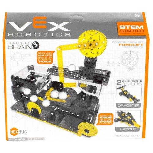 Купить Винтовой конструктор VEX Robotics Build Your Brain 406-4205 Вильчатый погрузчик для мячей, Конструкторы