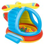 Игровой центр Bestway Helicopter Ball Pit 52217