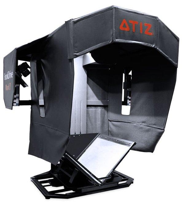 ATIZ BookDrive Mark 2