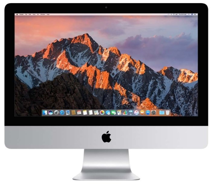"Моноблок Apple iMac 21.5"" Core i5 2.3 ГГц, 8 ГБ, 1 ТБ, Intel Iris Plus 640 MMQA2LL/A"