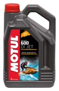 Моторное масло Motul 600 DIJET 2T 4 л