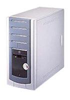 Компьютерный корпус Powerman PM-6500 300W Blue