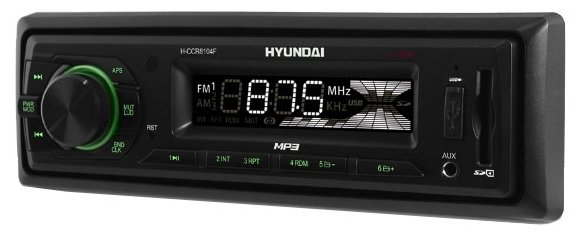 Hyundai H-CCR8104F