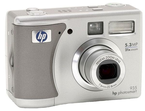 Фотоаппарат HP PhotoSmart 935