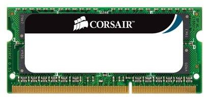 Оперативная память Corsair CMSA4GX3M1A1066C7