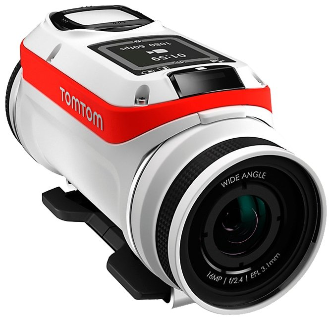 TomTom Экшн-камера TomTom Bandit Action Cam (Base Pack)