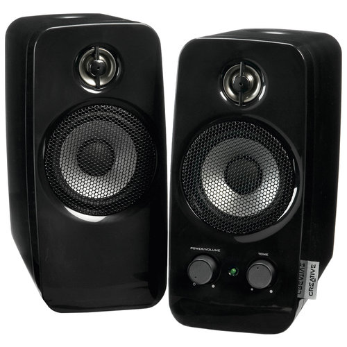 Компьютерная акустика Creative Inspire T10 черный компьютерная акустика microlab t10 черный