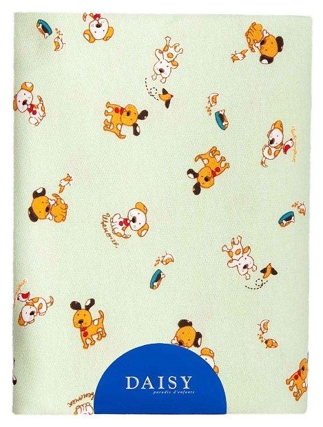 Купить Многоразовые пеленки Daisy футер 100х120 по выгодной цене на  Яндекс.Маркете 72b54e4c6fe