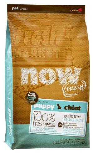 Корм для собак NOW FRESH Grain Free Large Breed Puppy Food Recipe