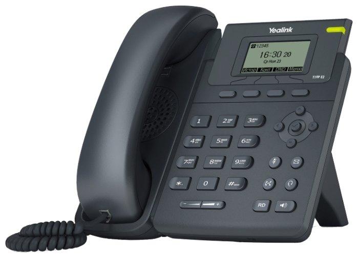 VoIP-телефон Yealink SIP-T19P E2W/OPSU (SIP-T19PE2W/OPSU)