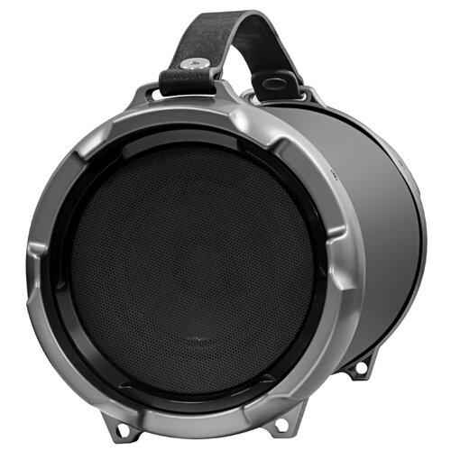 Портативная акустика Ginzzu GM-886B черный портативная акустика ginzzu gm 997b черный