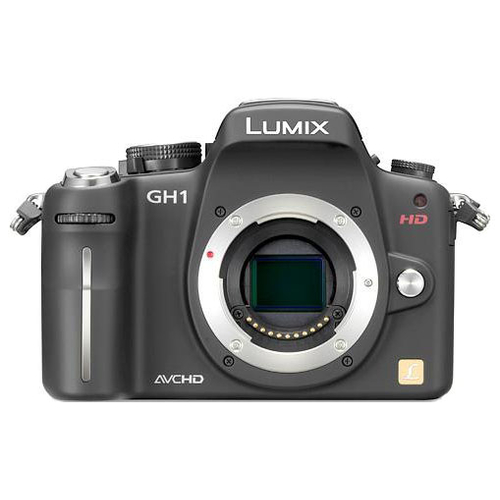 Panasonic Lumix DMC-GH1 Body Фотоаппараты