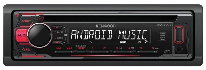 KENWOOD KDC-110UR