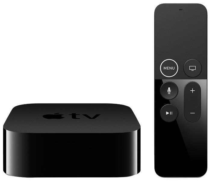 ТВ-приставка Apple TV 4K 64GB фото 1
