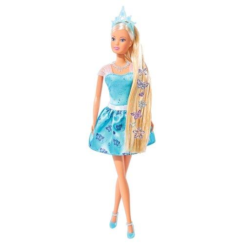 Купить Кукла Steffi Love Штеффи с наклейками для волос 29 см 5737106, Simba, Куклы и пупсы