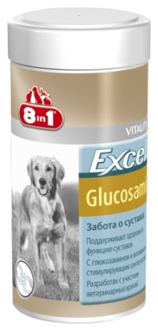 Добавка в корм 8 In 1 Excel Glucosamine,