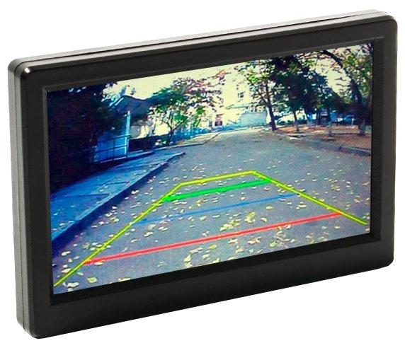 Автомобильный монитор AVIS AVS0504BM