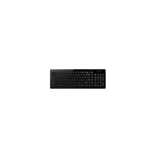 Клавиатура Delux OM-01 Black USB