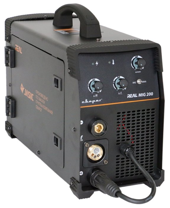 Сварочный аппарат Сварог REAL MIG 200 (N24002) BLACK