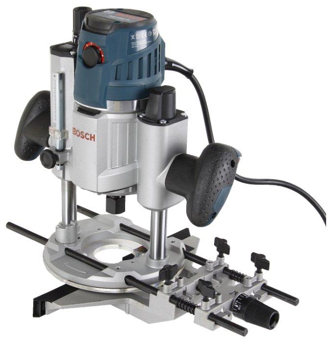 Bosch GOF 1600 CE Professional с упором + L-Boxx