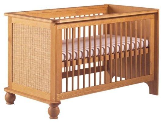 Кроватка Bebe-Jou Havana 120x60
