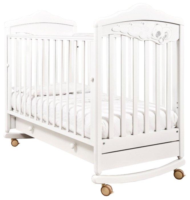 Кроватка Angela Bella Изабель (качалка)