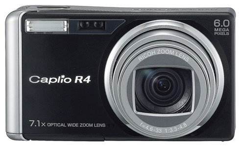 Фотоаппарат Ricoh Caplio R4