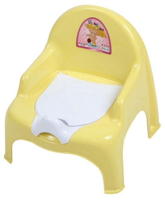 Dunya Plastik горшок-кресло (11102)