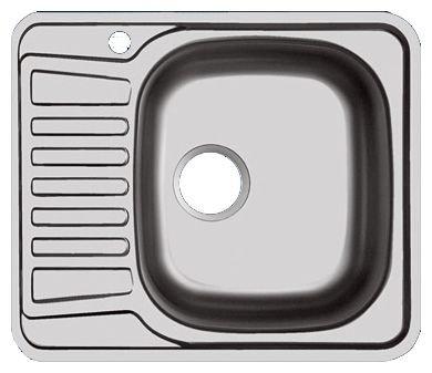 Врезная кухонная мойка UKINOX Comfort CO 580.488 GT
