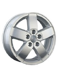 Колесные диски Replay Ford FD3 6x15 PCD 5x108 ET 52.5 ЦО 63.3 цвет: S - фото 1