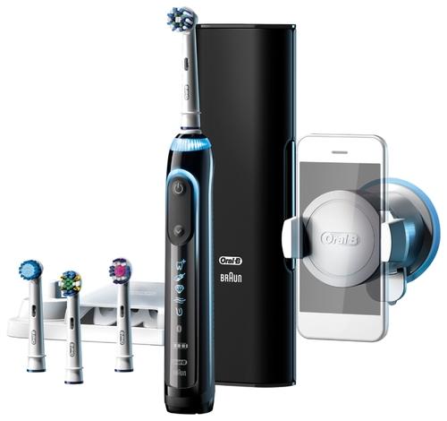 Купить Электрическая зубная щетка Oral-B Genius 9000 по выгодной ... b335cf8711296