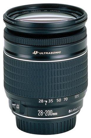 Объектив Canon EF 28-200mm f/3.5-5.6 USM