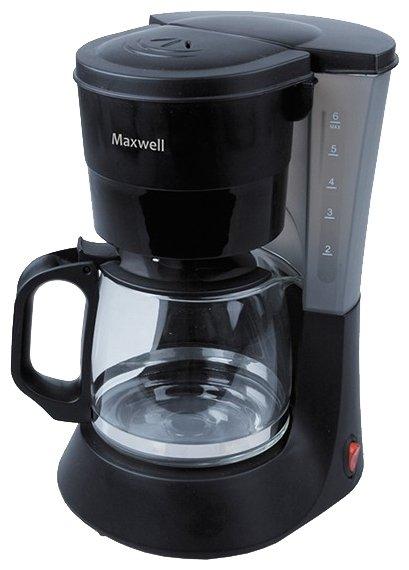 Капельная кофеварка Maxwell MW-1650