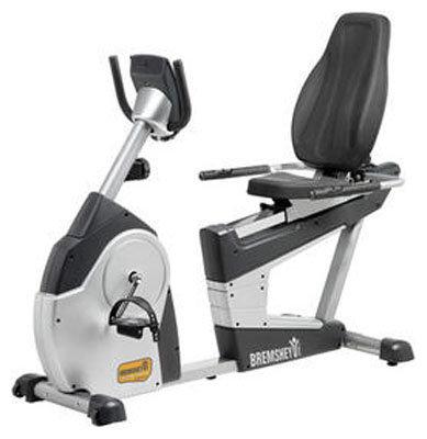 Горизонтальный велотренажер Bremshey Cardio Comfort Ambition (2008-2009)