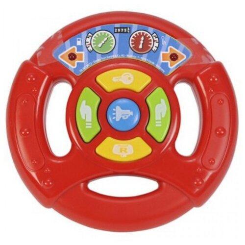 Купить Интерактивная развивающая игрушка Simba ABC Руль игровой, Развивающие игрушки