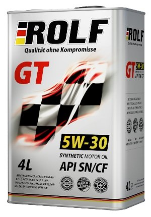 ROLF GT 5W-30 SN/CF 4 л