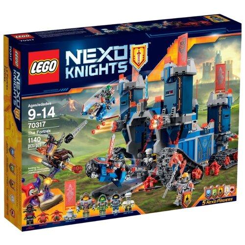 Купить Конструктор LEGO Nexo Knights 70317 Крепость, Конструкторы