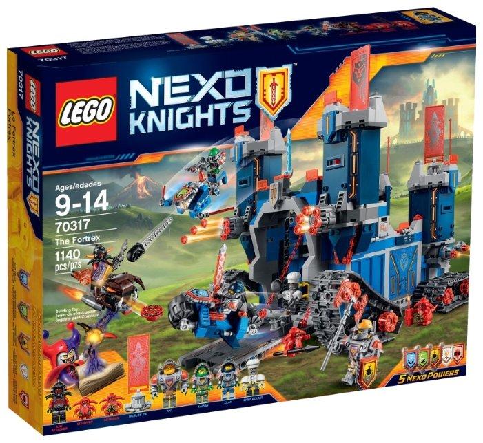 Конструктор LEGO Nexo Knights 70317 Крепость