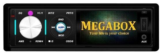 Автомагнитола Megabox DM322