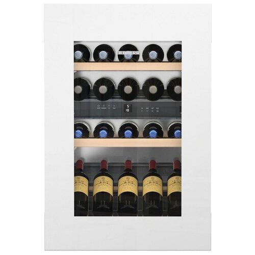 Встраиваемый винный шкаф Liebherr EWTgw 1683 встраиваемый винный шкаф liebherr ewtdf 3553