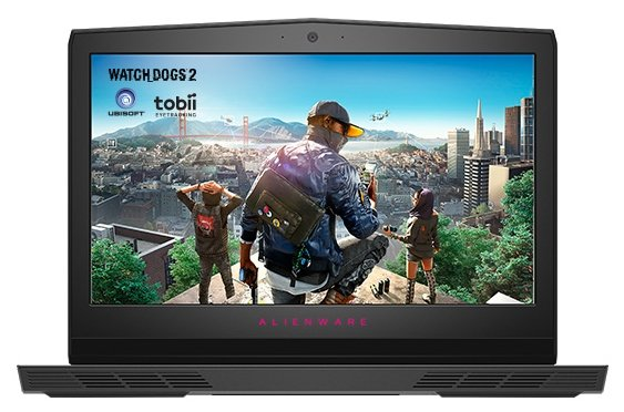 "Ноутбук Alienware 17 R4 (Intel Core i7 7820HK 2900 MHz/17.3""/2560x1440/32Gb/1512Gb HDD+SSD/DVD нет/NVIDIA GeForce GTX 1080/Wi-Fi/Bluetooth/Windows 10 Home)"