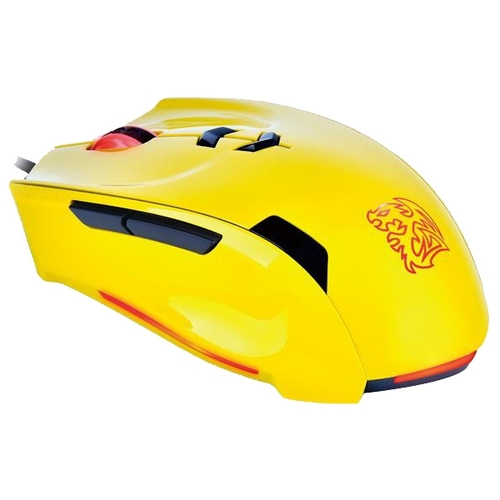 Мышь Tt eSPORTS by Thermaltake Theron Gaming Mouse Yellow USB