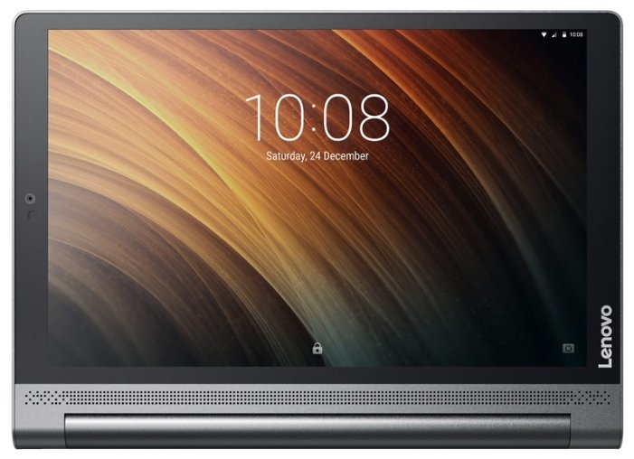 Планшет Lenovo Yoga Tablet 3 Plus 32Gb LTE Black (X703L)