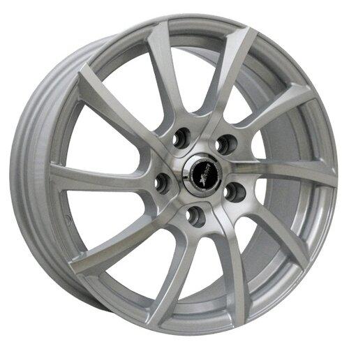 Фото - Колесный диск X-Race AF-14 6.5x16/4x100 D60.1 ET36 SF колесный диск x trike x 129 6 5x16 4x100 d67 1 et36 bk fp