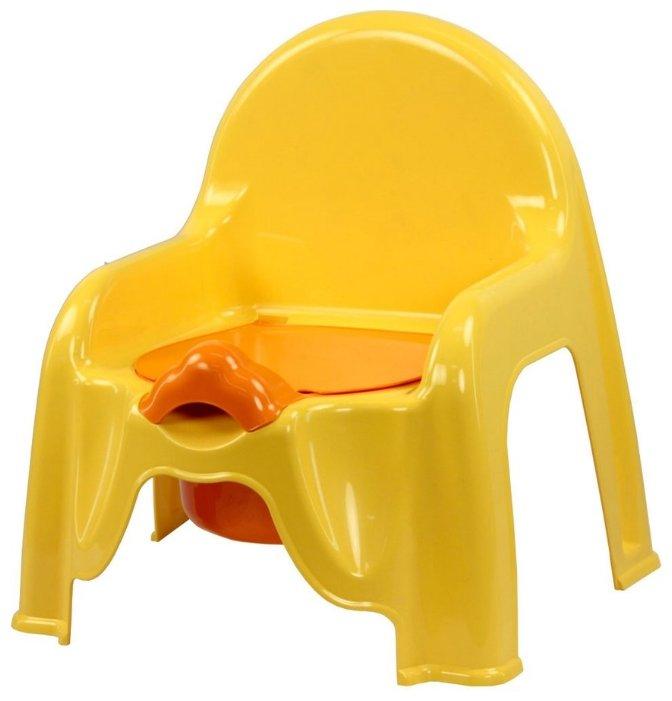 Альтернатива горшок-стульчик