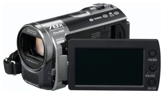 Panasonic SDR-T50