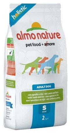 Корм для собак Almo Nature Holistic Adult Dog Small Lamb and Rice
