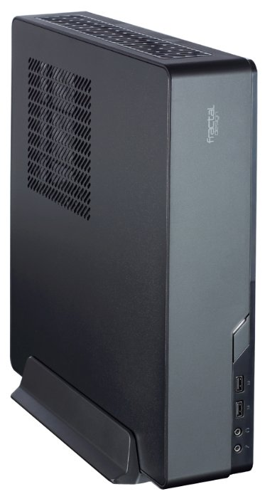 Компьютерный корпус Fractal Design Node 202 Black