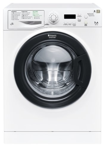Сравнение с Hotpoint-ariston WMF 7080 B CIS White